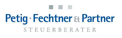 Logo Petig Fechtner und Partner Mobile